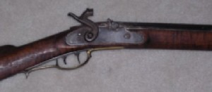 Detail of the Coppock rifle